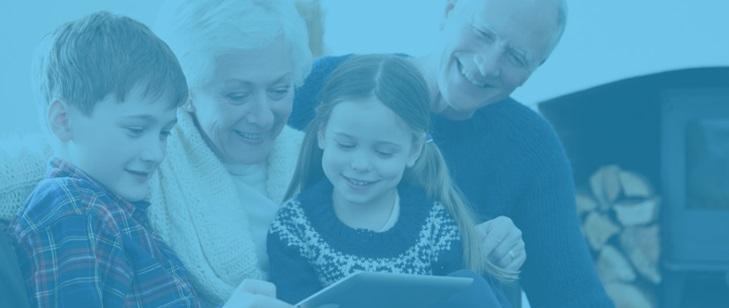 Ilustracja do informacji: Życzenia Pani Minister Marleny Maląg z okazji Dnia Babci oraz Dnia Dziadka
